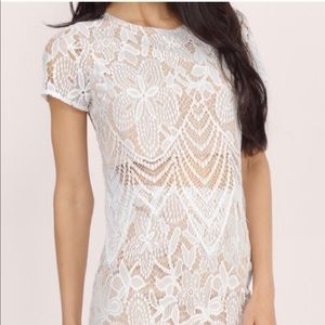 Tops - Fantasy Lace Top size Small
